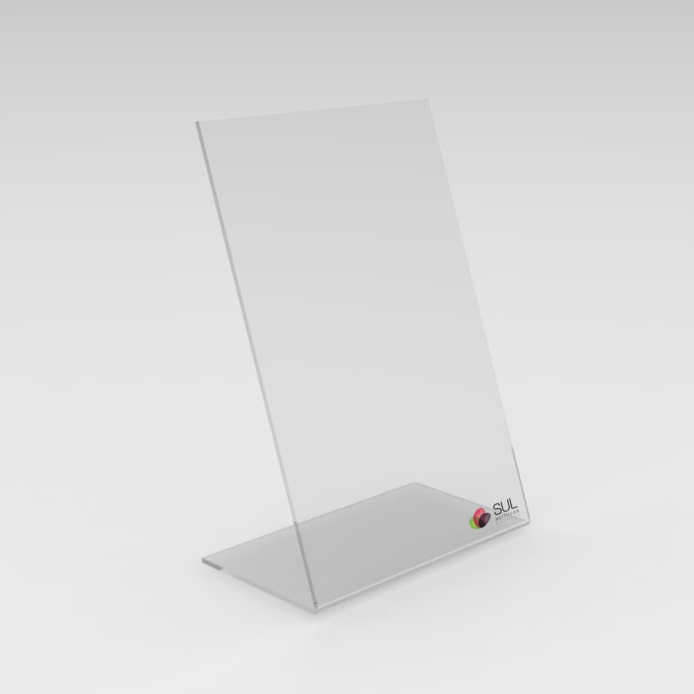 Marcador de Mesa/Display L - 10 Unidades