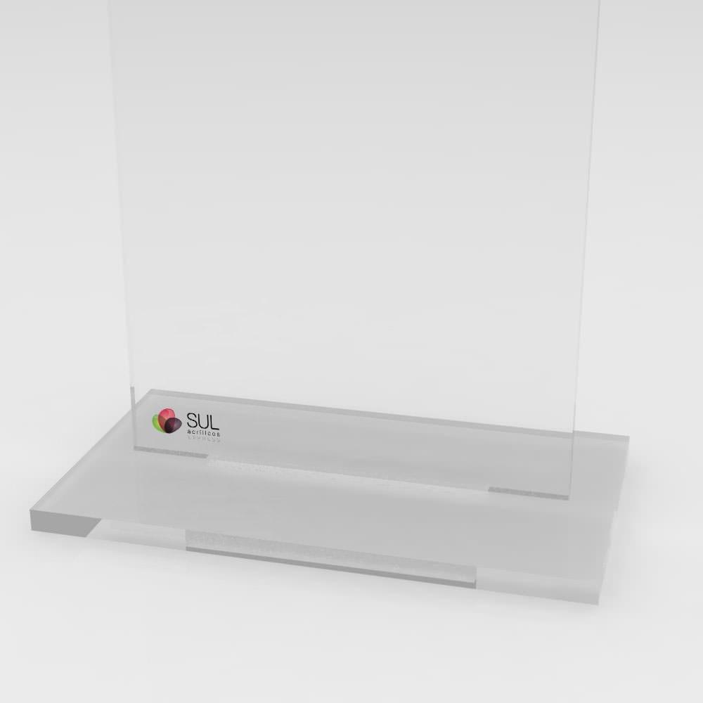 Marcador de Mesa/Display T - Pcte 10 Unidades