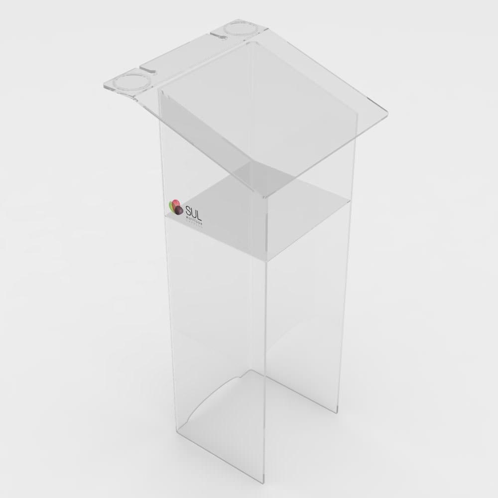 Púlpito Modelo Clássico 04 - Venda Unitária