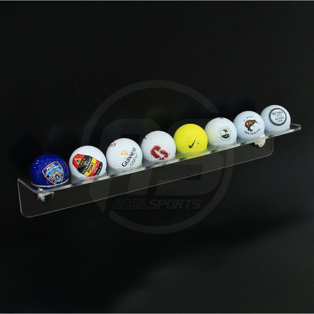 Suporte Expositor p/ Bola de Golfe - Mod. Birdie