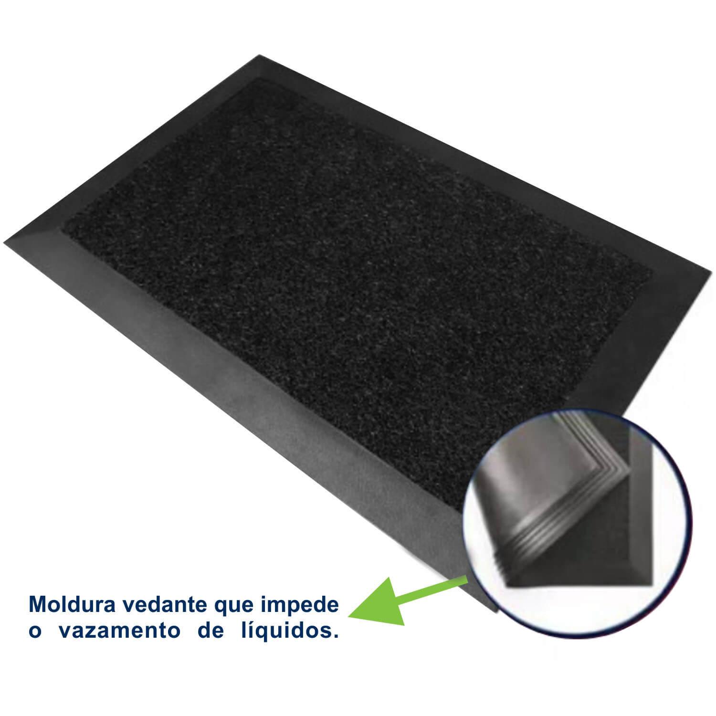Tapete sanitizante para higienização dos pés - 38x58cm