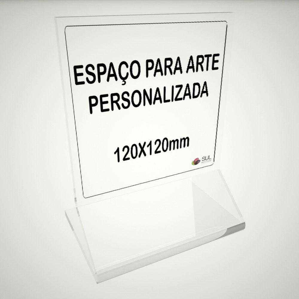 Troféu personalizável em acrílico para premiações de eventos e campeonatos - Z Vertical