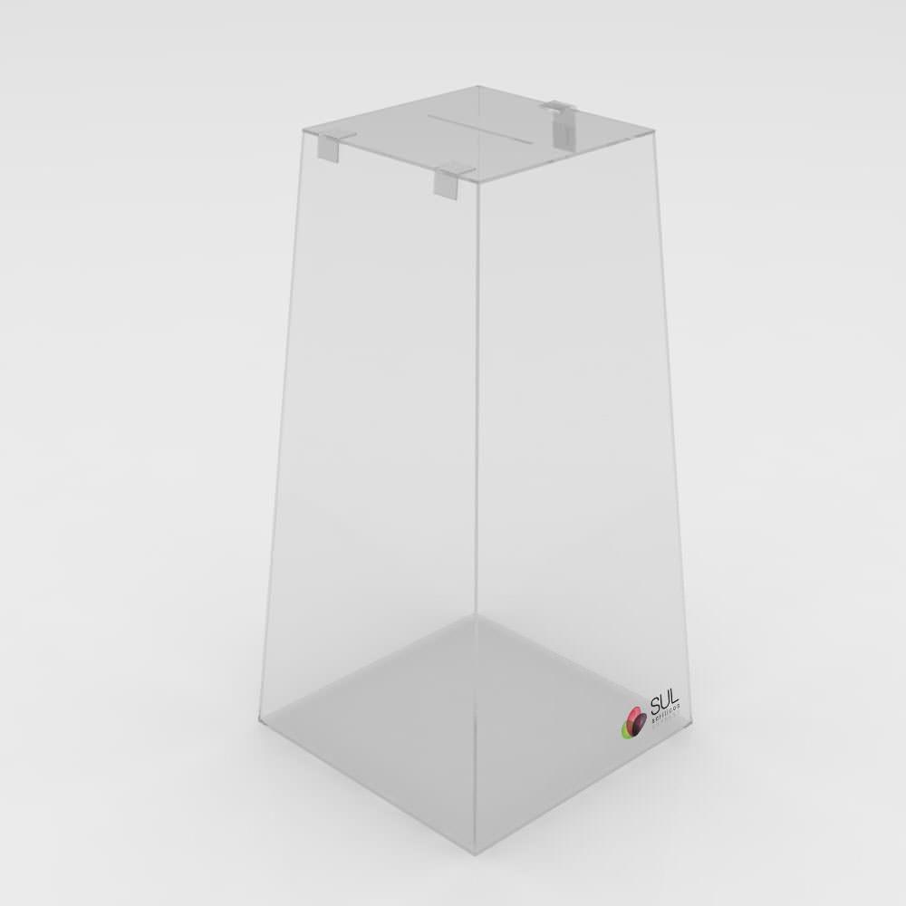 Urna Pirâmide - Média - Venda Unitária