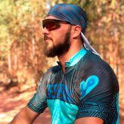 Bandana Life Pedal Azul