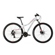 Bicicleta Groove Indie 2018 Aro 29 Hidráulico 21V Branca
