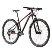 Bicicleta Groove Riff 50 2018 Hidraulico Rock Shox Preto