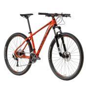 Bicicleta Groove SKA 70 2018 27V Freio Hidráulico Laranja