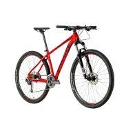 Bicicleta Groove SKA 90 2018 27V Freio Hidráulico Vermelho