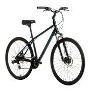 Bicicleta Groove Urbana Blues Preta 2018 Aro 700 Freio a Disco