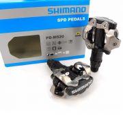 Pedal Shimano PD-M520 MTB Clip