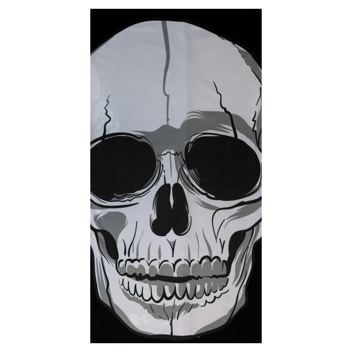 Bandana Hupi World Skull Preto
