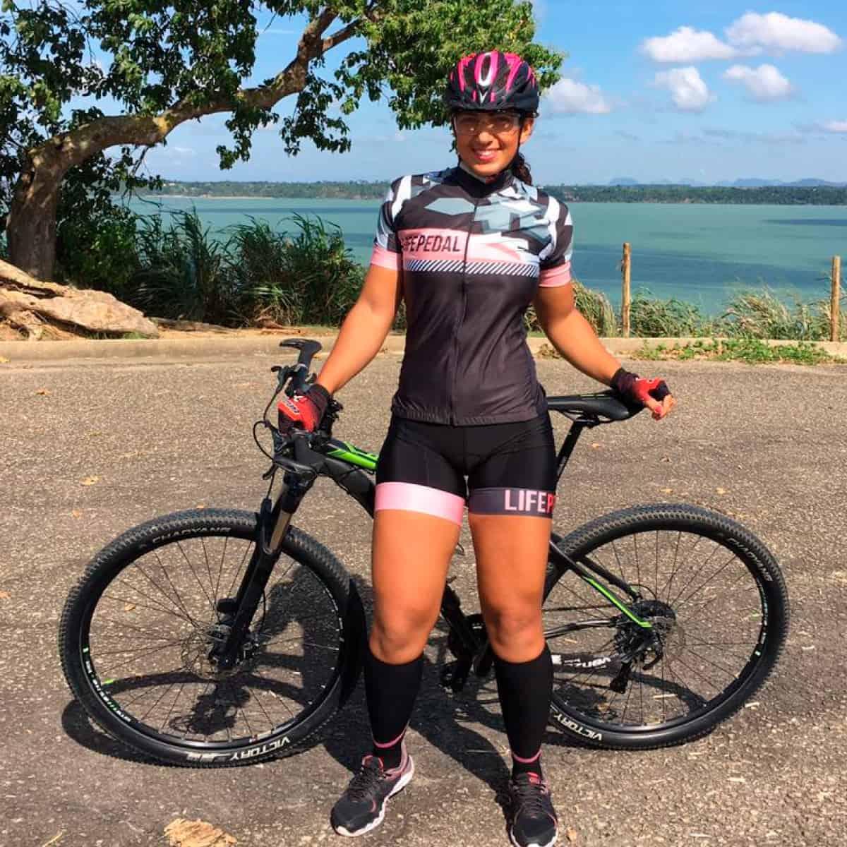 Bermuda Life Pedal Feminina