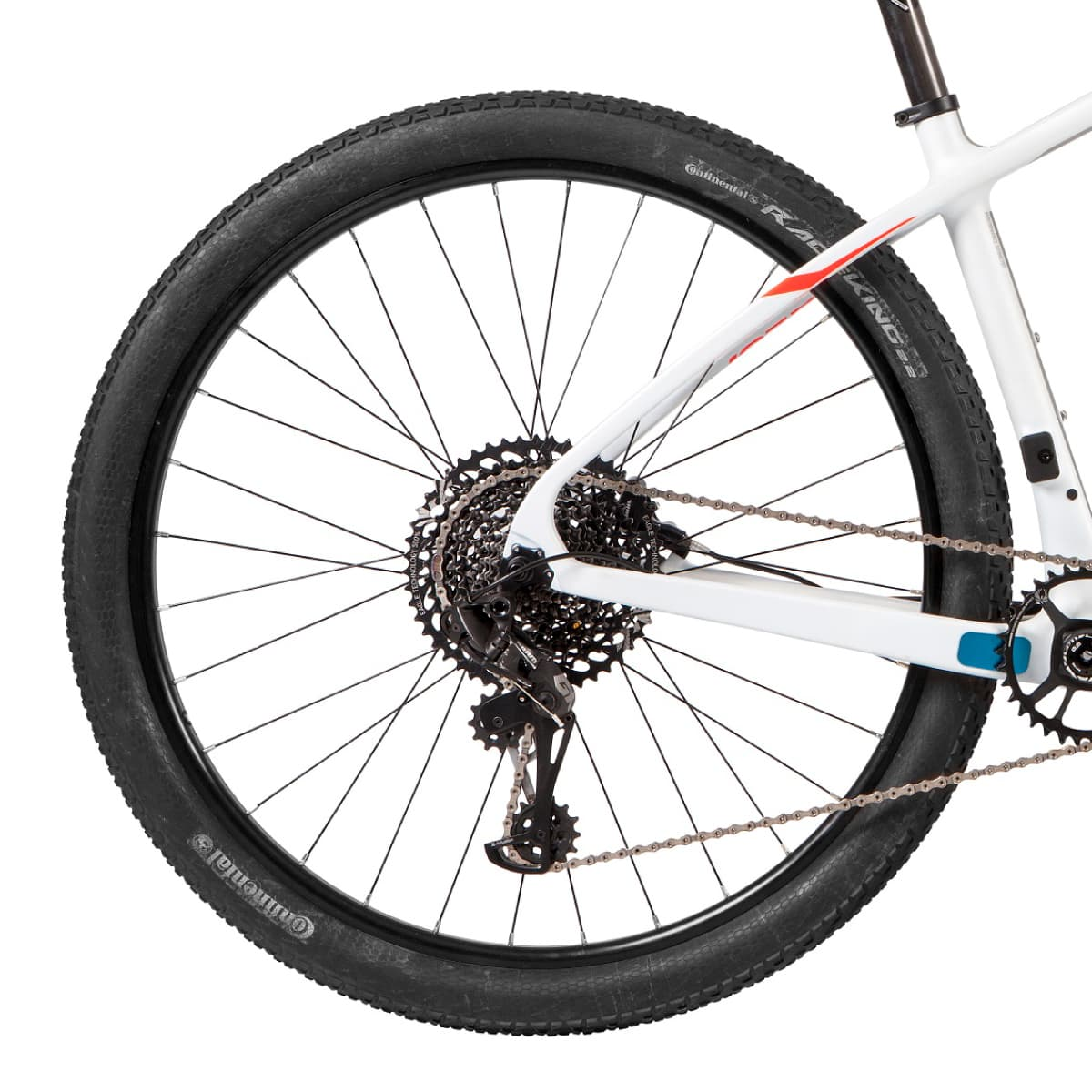 Bicicleta Caloi Elite Carbon Racing 2020 Sram 12v Aro 29