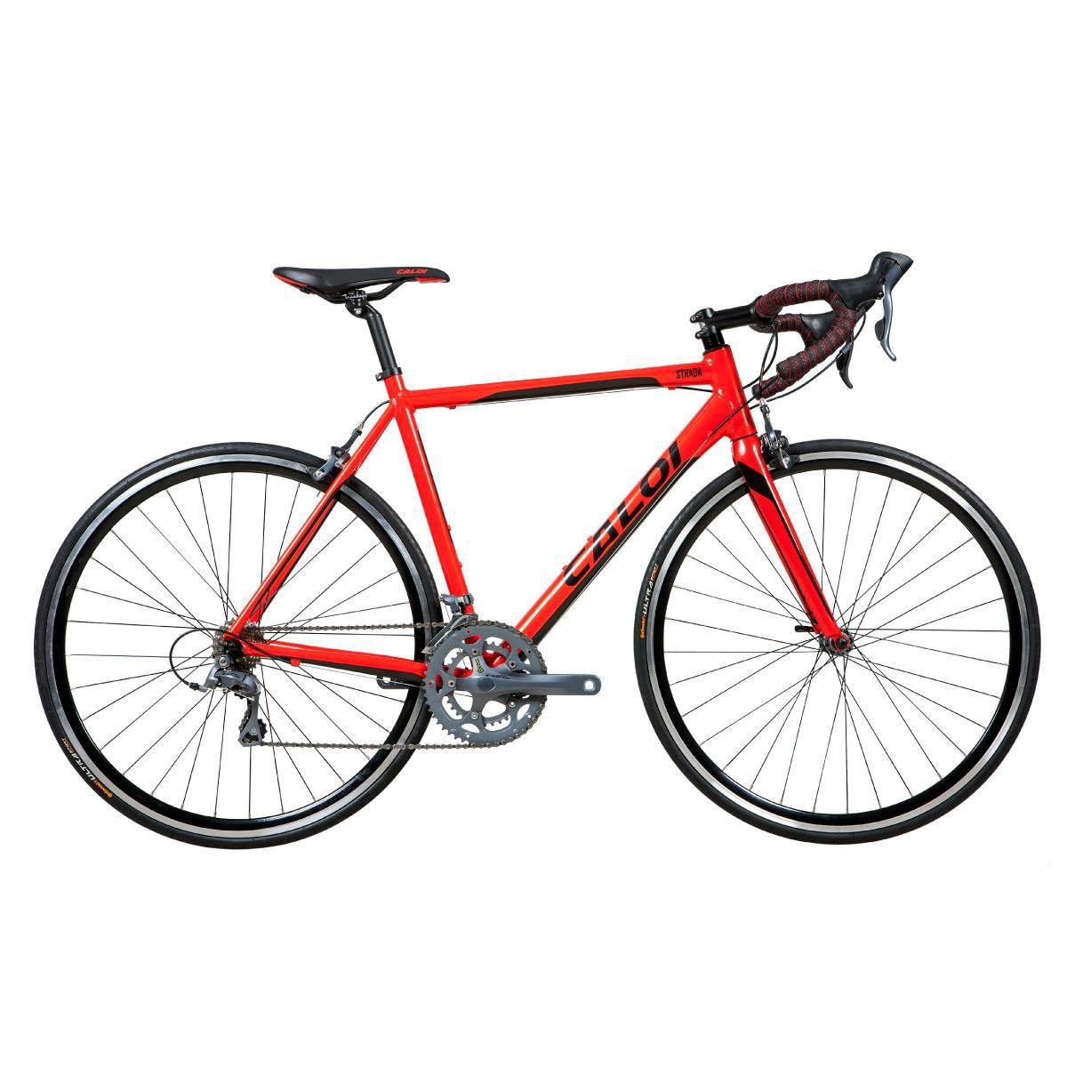 Bicicleta Caloi Strada 2020 Shimano Claris 16v 700