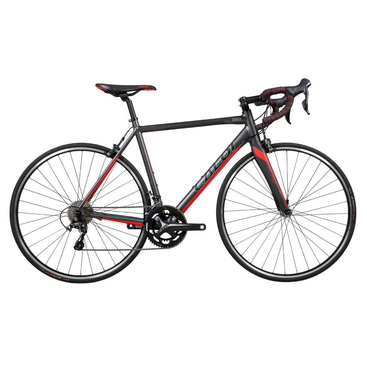 Bicicleta Caloi Strada Racing 2020 Shimano Tiagra 20v 700
