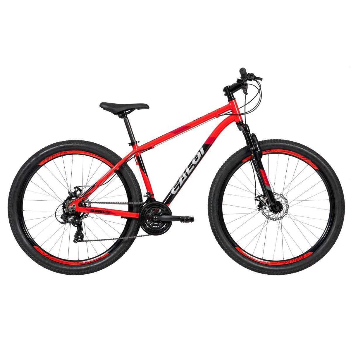 Bicicleta Caloi Supra 2020 21v Aro 29