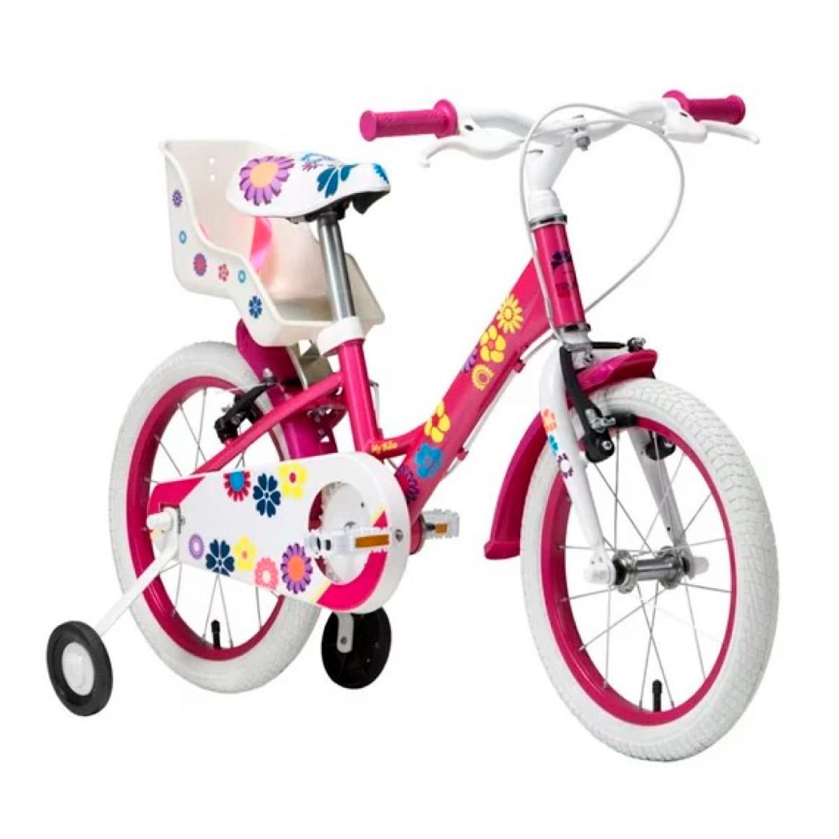 Bicicleta Groove Aro 16 Rosa