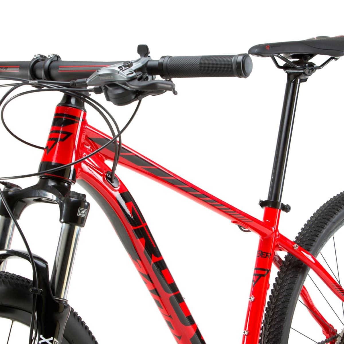 Bike Groove SKA 90 2019 27V Hidráulico Vermelho