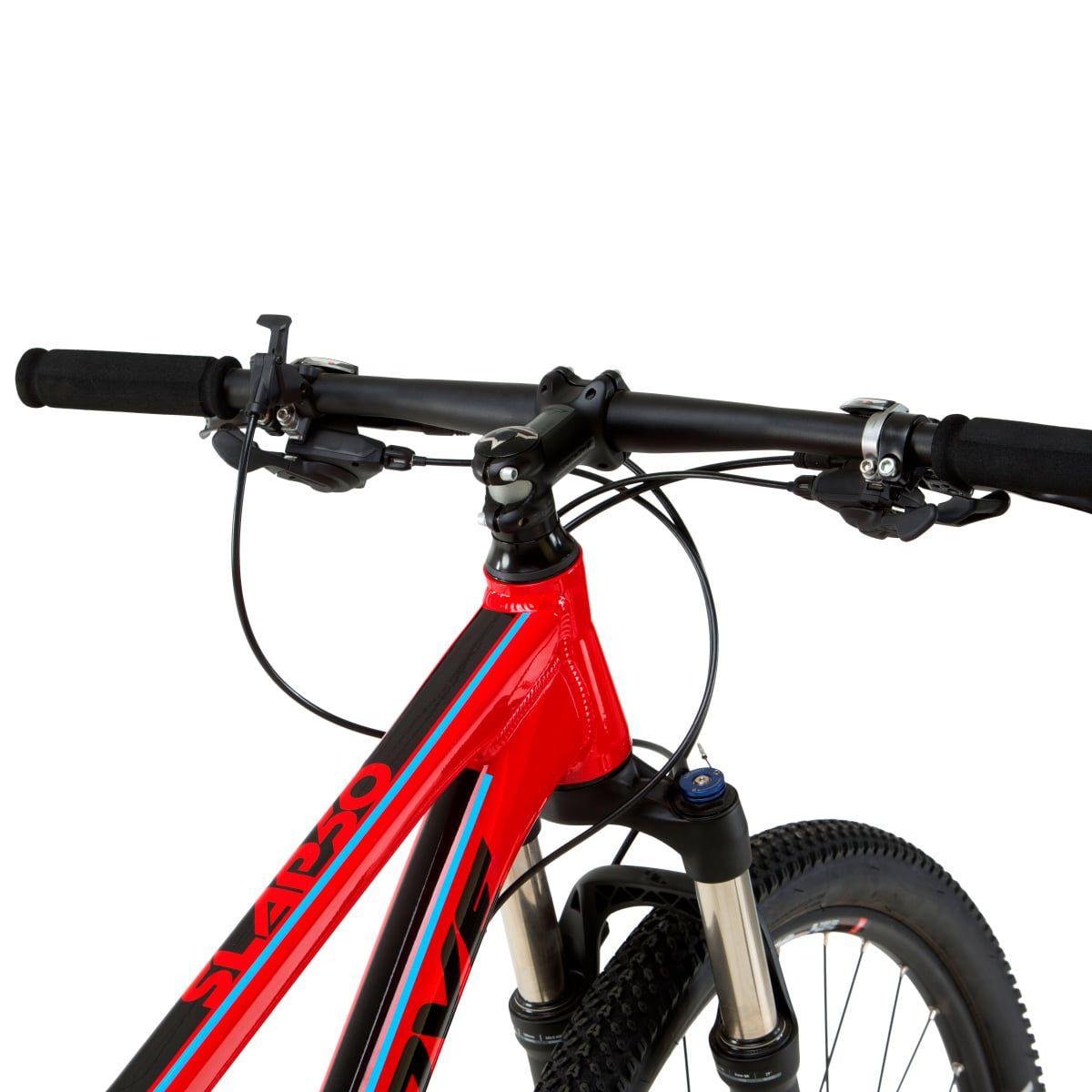 Bicicleta Groove Slap 50 2018 Full Shimano XT/SLX Rock Shox