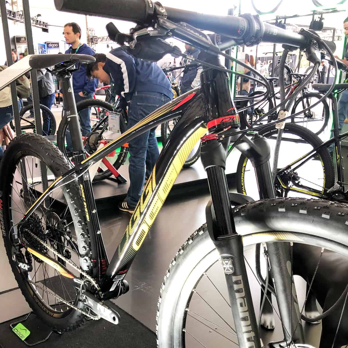 Bicicleta Oggi 7.5 2020 Big Wheel  Sram Nx 12v