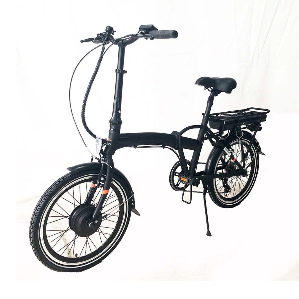 Bike Elétrica Atrio Berlim 2020 Aro 20 Dobrável 6v