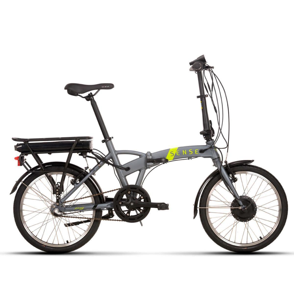 Bike Elétrica Dobrável Sense Easy 2020