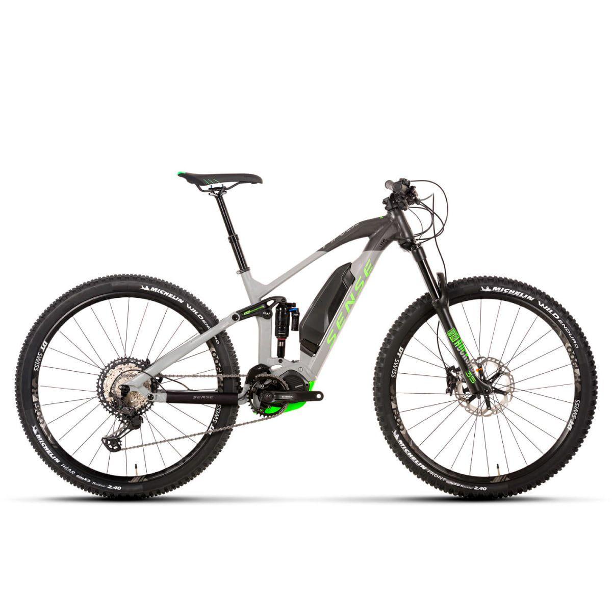Bike Elétrica Sense Impulse E-Trail 2020 Shimano XT 12v