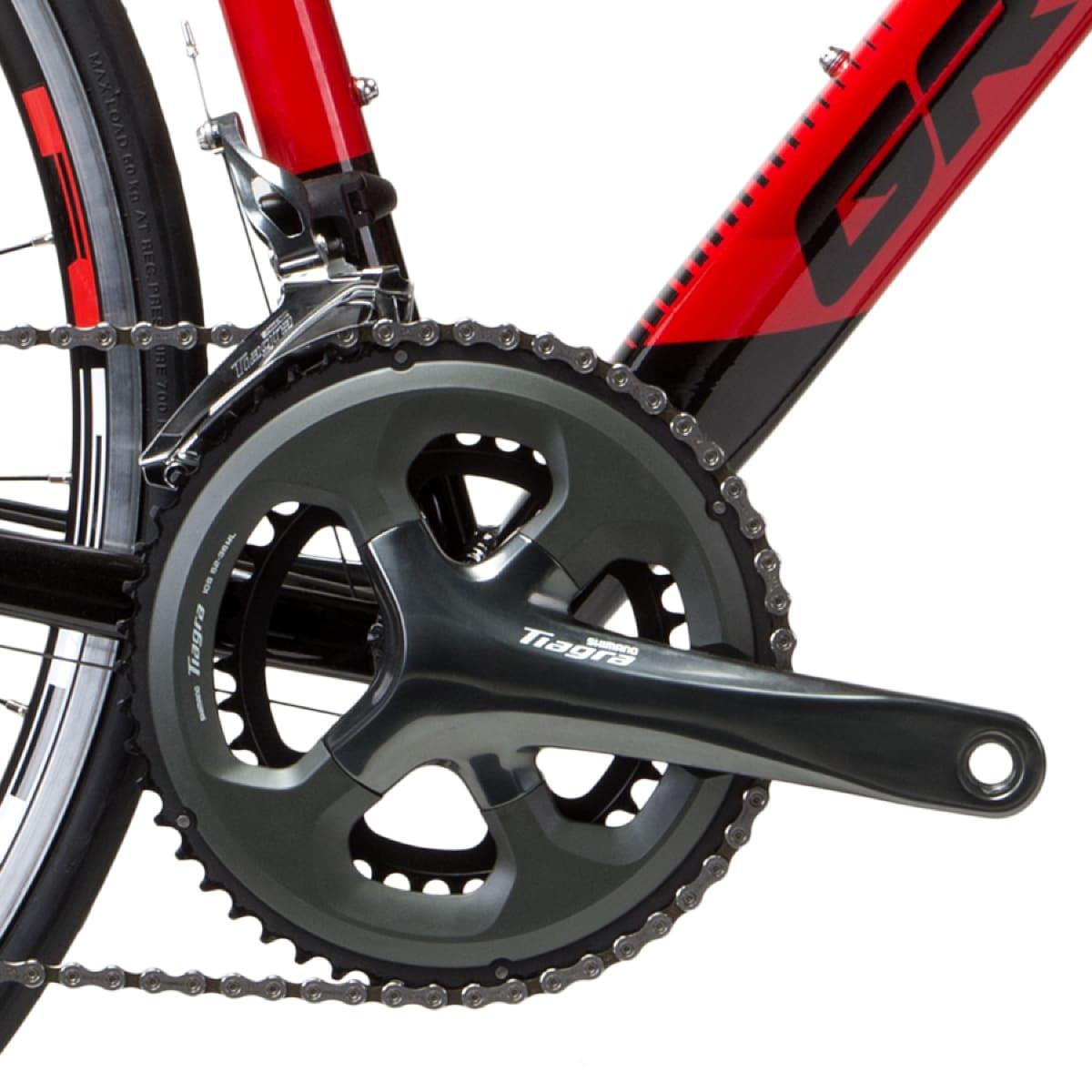 Bike Groove Overdrive 70 2019 Tiagra Garfo Carbono