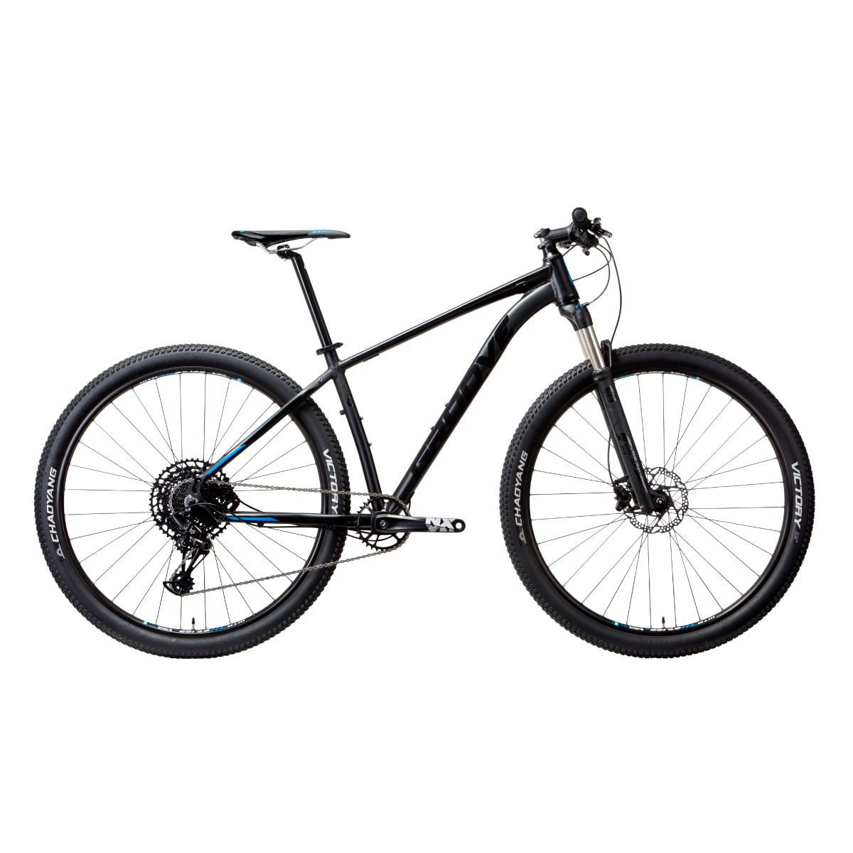 Bike Groove Riff 90 2019 Sram Eagle 12v Rock Shox