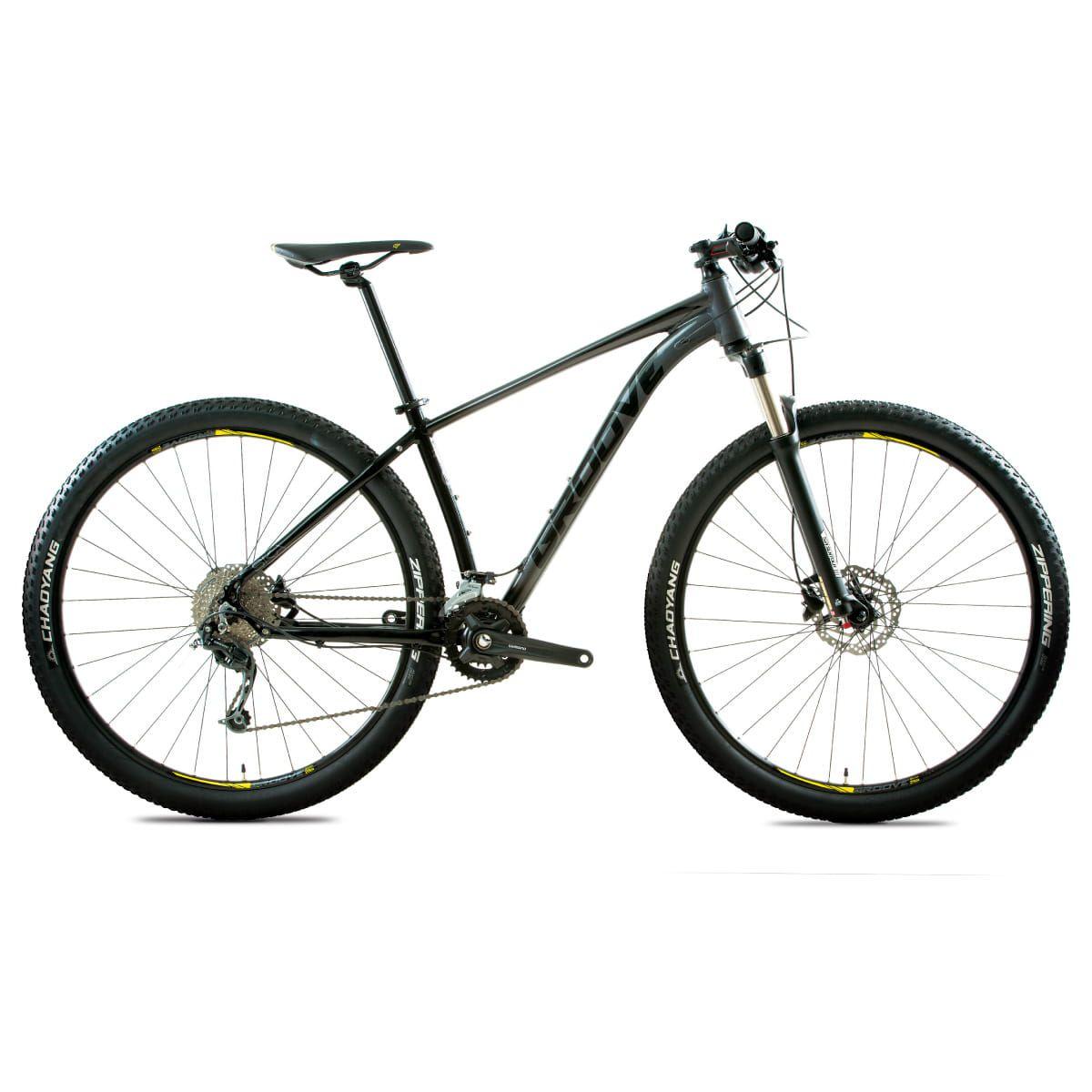 Bike Groove SKA 70 2020 Shimano Deore Original Chumbo