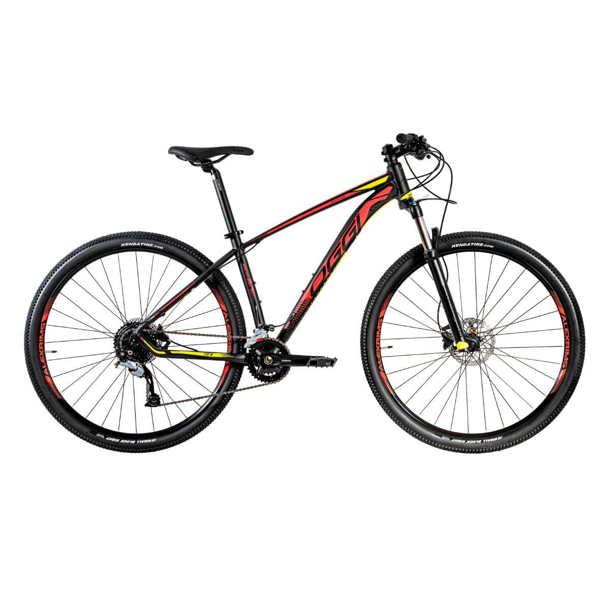 Bike Oggi 7.1 2020 Big Wheel Shimano Acera Original