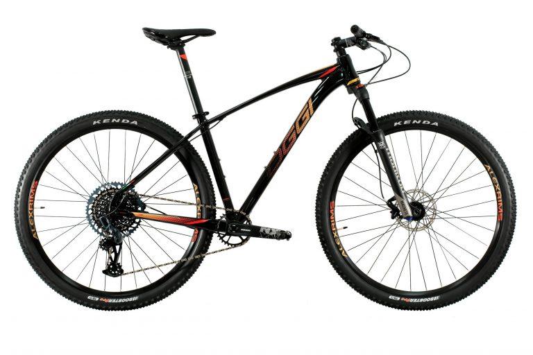 Bike Oggi 7.5 2021 Big Wheel Sram 12v 10-52 Original Preto e Vermelho
