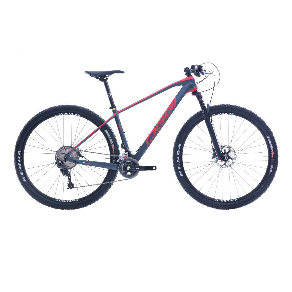 Bike Oggi Agile Pro 2019 XT Carbon Shimano 22v