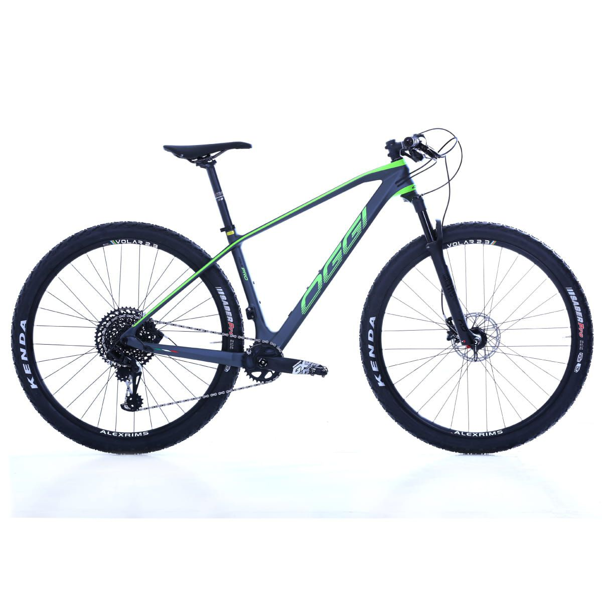 Bike Oggi Agile Pro GX 2020 Carbon Sram 12v