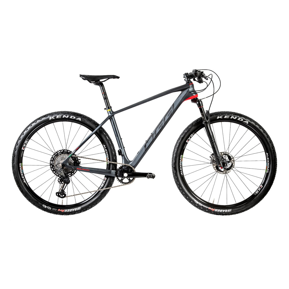 Bike Oggi Agile Squadra 2020 XTR Shimano 12v Original