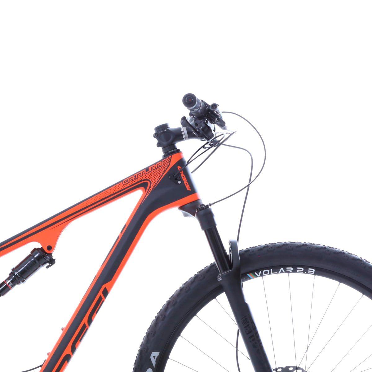 Bike Oggi Cattura Pro 2019 XT Full Suspension Shimano 22v