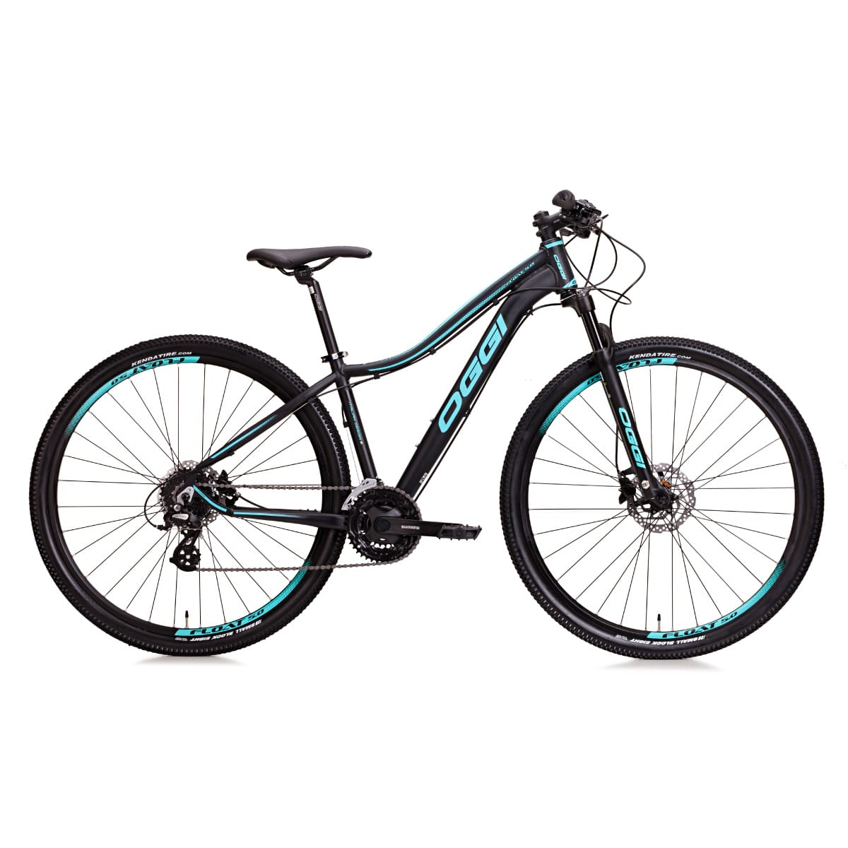 Bike Oggi Float 5.0 2019 27v Shimano Altus