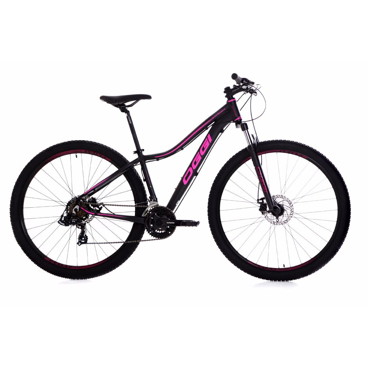Bike Oggi Float Sport 2020 21v Freio a Disco Shimano