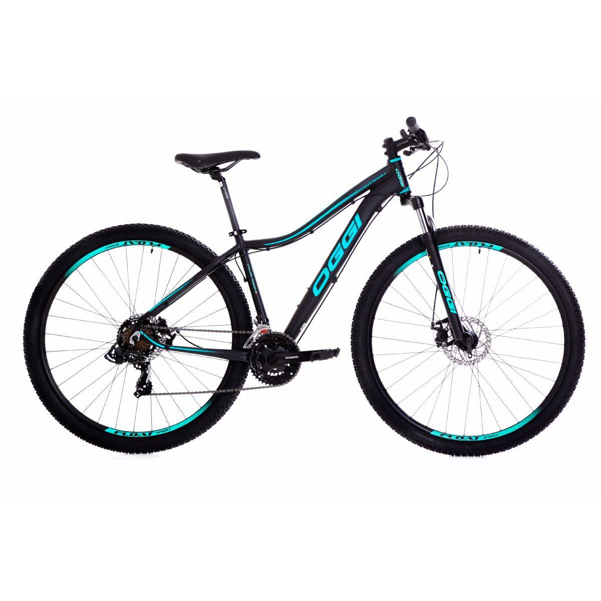 cd8690482 ... Bike Oggi Float Sport 2019 21v Freio a Disco Shimano - Life Pedal ...