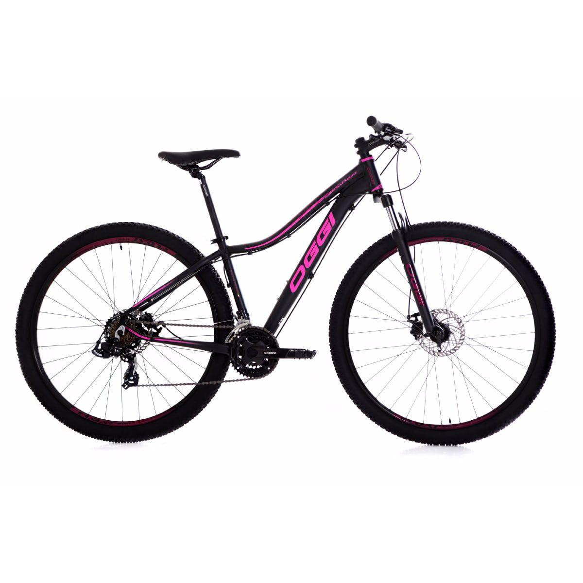 Bike Oggi Float Sport 2020 21v Freio a Disco Shimano