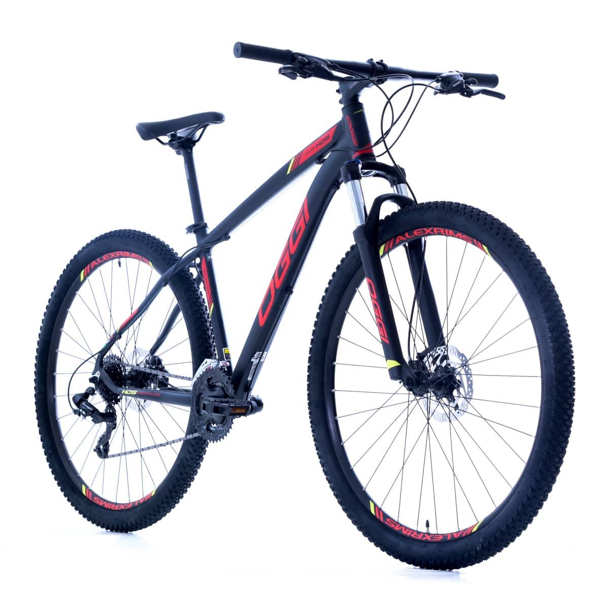 Bike Oggi Hacker HDS Hidráulico 2020 Shimano 24v