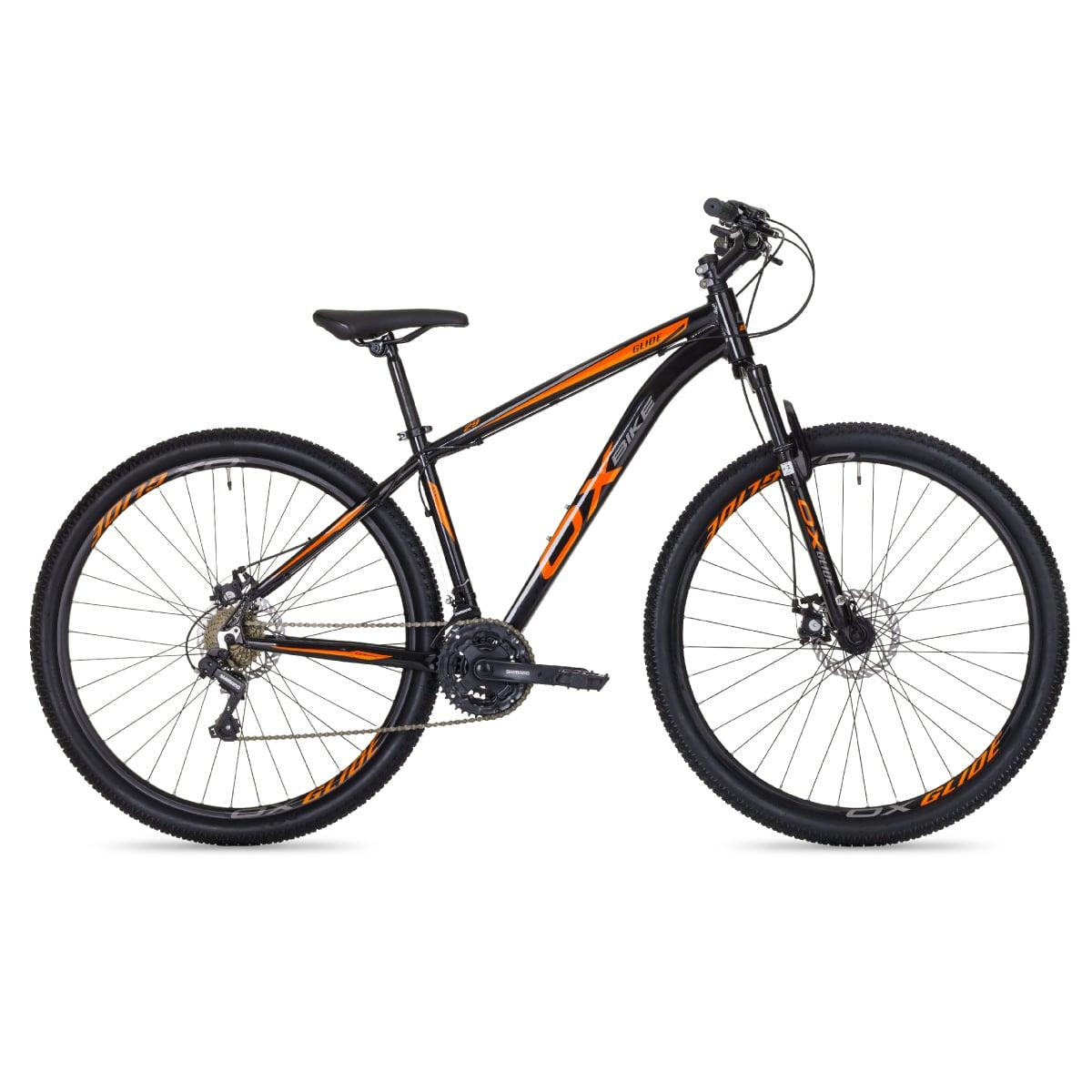 Bike Oggi OX Glide 2020 21v Shimano Preto Laranja