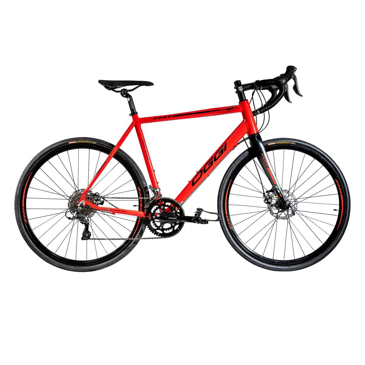 Bike Oggi Velloce Disc 2020 Shimano Claris 16v