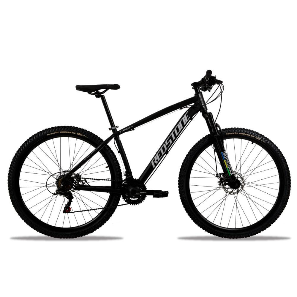 Bike Redstone Aro 29 Chroma Shimano 21V Preto Fosco