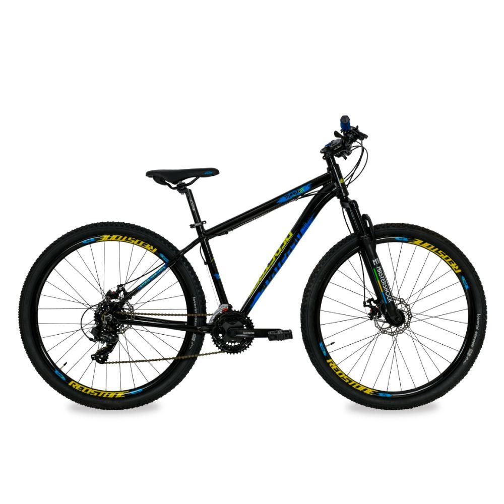 Bike Redstone Aro 29 Taipan 27V Preto Azul