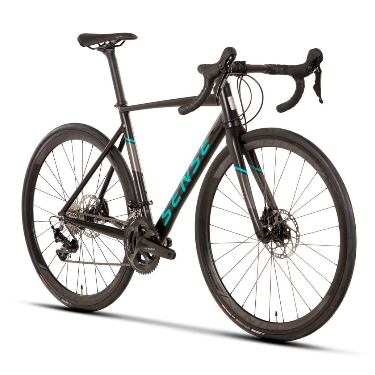 Bike Sense Criterium Factory 2020 Shimano 2x11v Aro 700 Freio Hidráulico