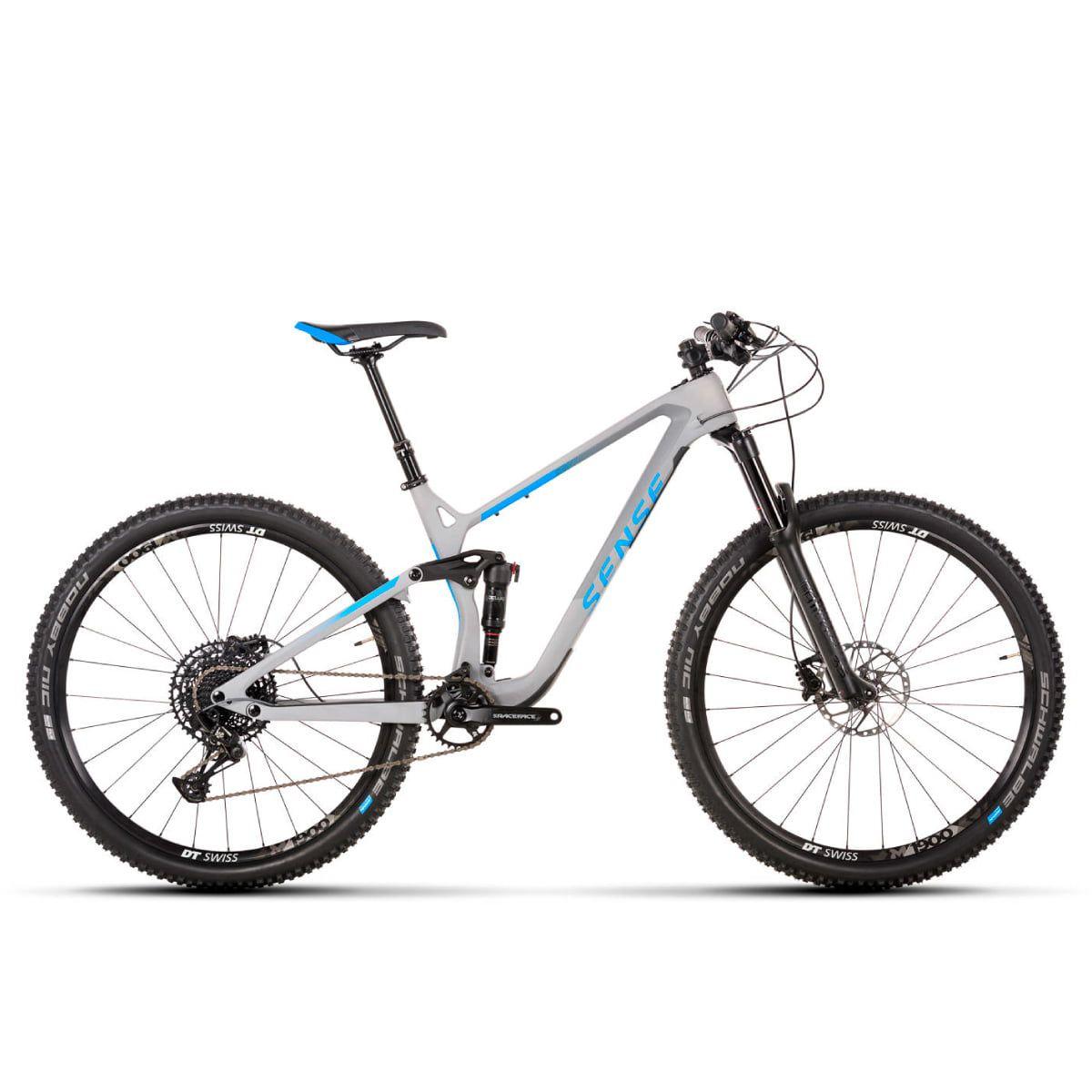 Bike Sense Exalt Comp 2020 Full Supension Sram Eagle NX 12v