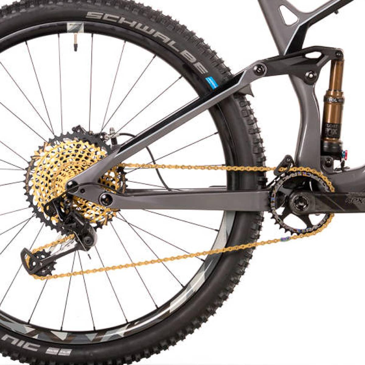 Bike Sense Exalt Factory 2020 Full Supension Sram 12v