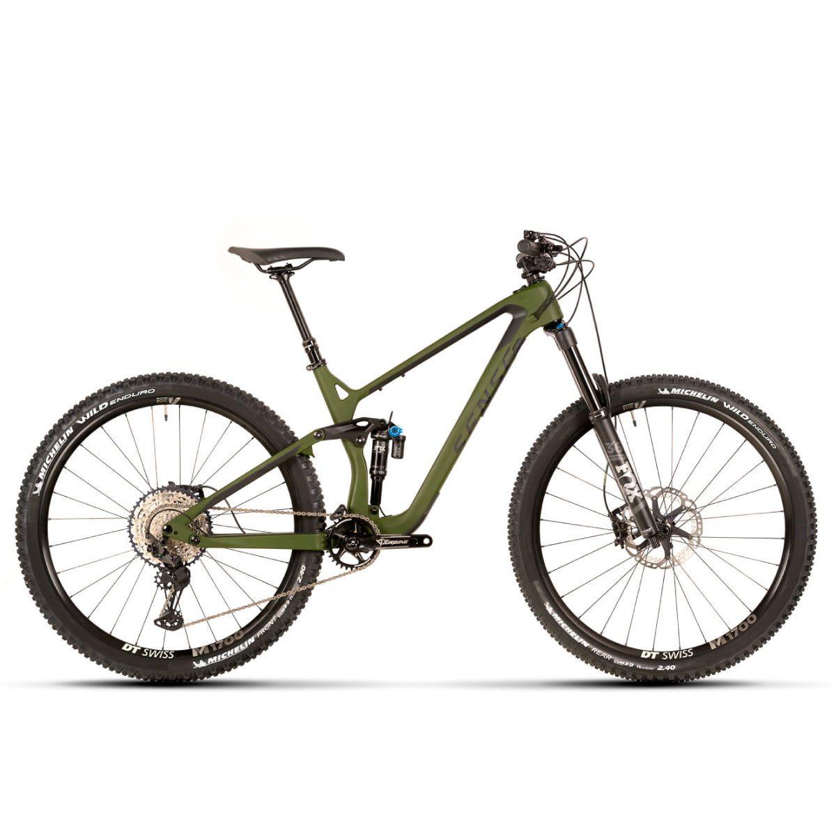 Bike Sense Exalt LT 2020 Full Supension Shimano XT 12v
