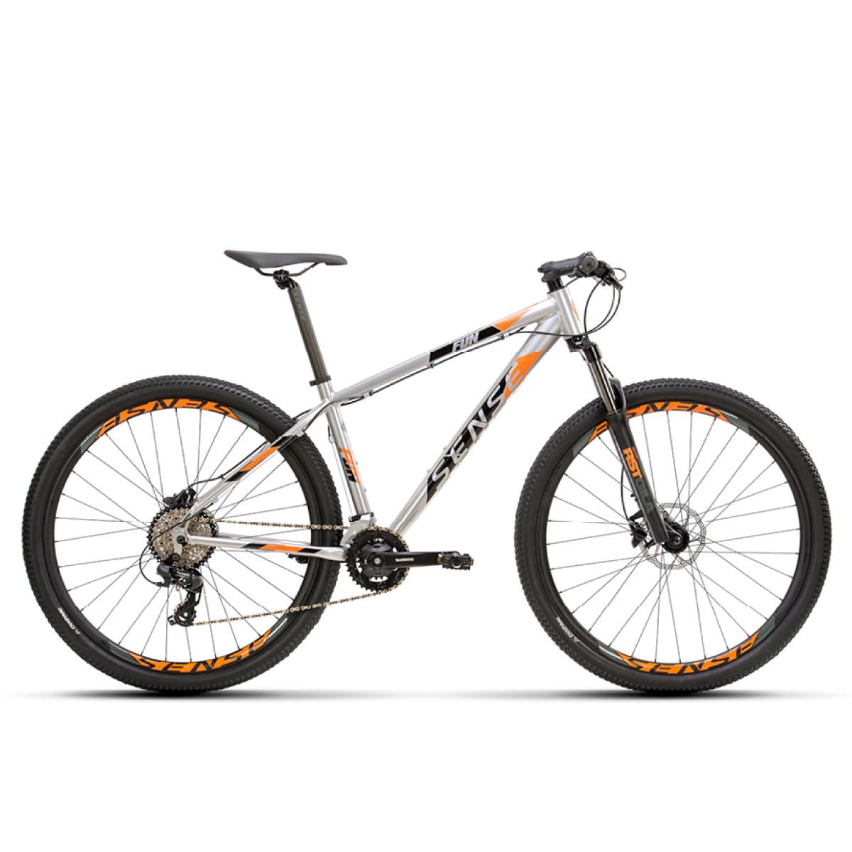 Bike Sense Fun Comp 2021 Laranja